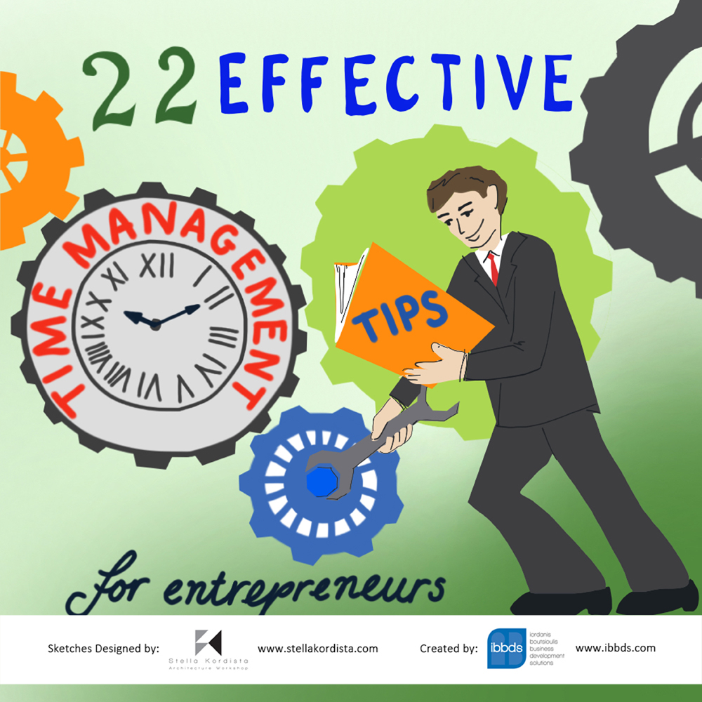 22 Effective Time Management Tips For Entrepreneurs