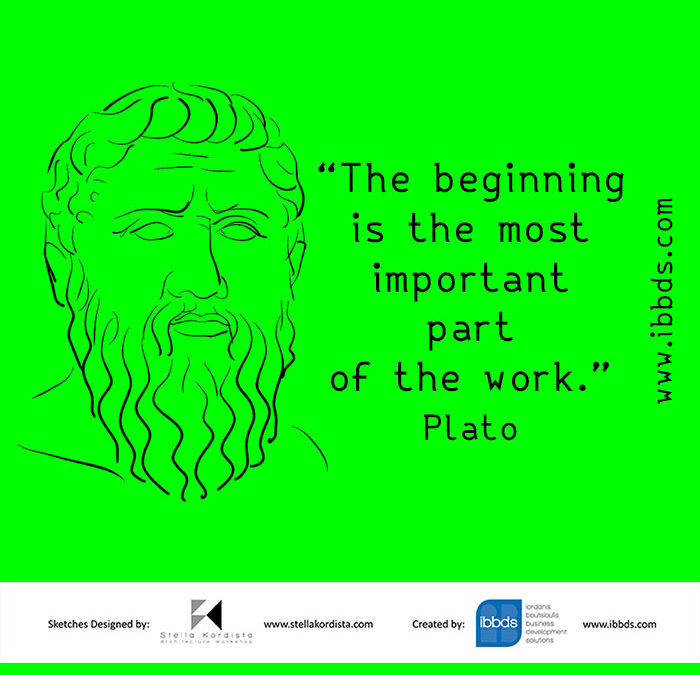 Inspirational Quotes, Plato, by ibbds