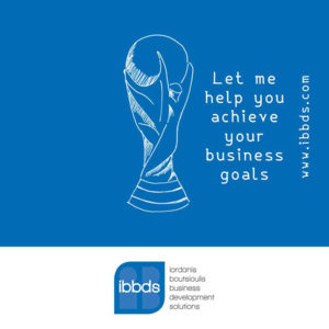 Let me help you achieve your business goals by ibbds