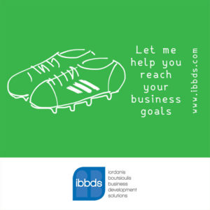 Let me help you reach your business goals by ibbds